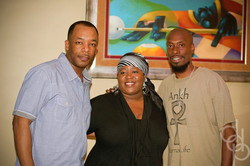 Soul Scribe with Poets Mark & Dave