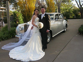 Wedding and Formal Car Canberra