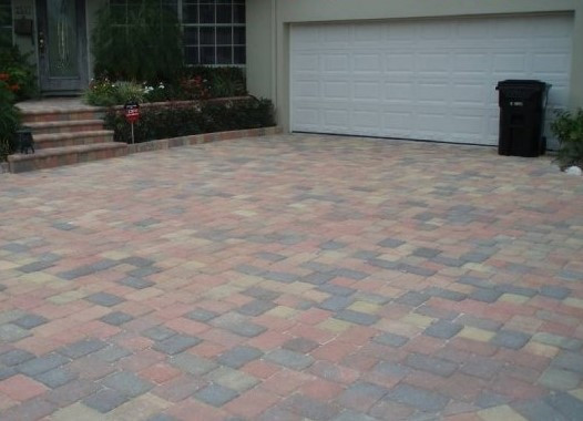 New Miami Paver Orange - yellow- Hunting