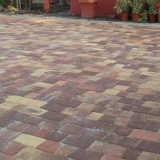 Old Chicago colromix in Old Miami Paver
