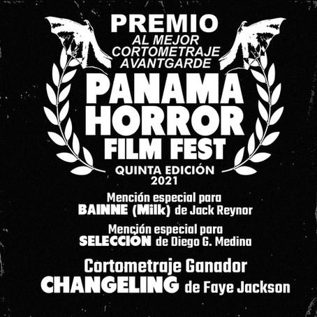 Galardones de la Quinta Edición del Panama Horror Film Fest