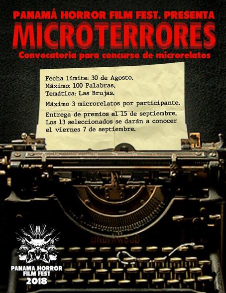 Concurso de microrelatos microterrores: Esas temidas mujeres: las brujas.