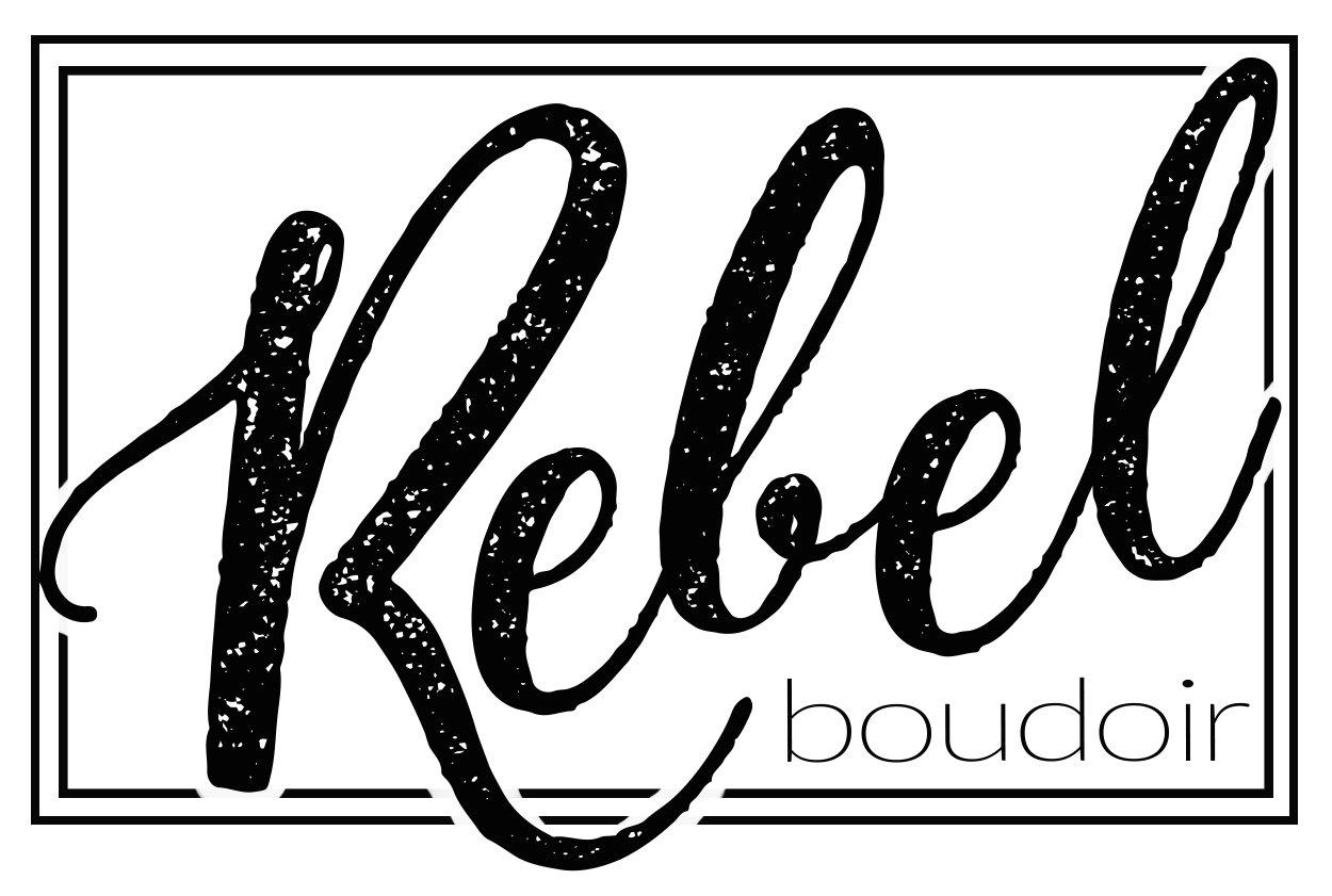 Rebel Boudoir Session