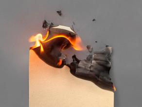 Burning Names