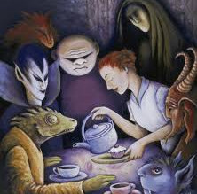 Demons for Tea...