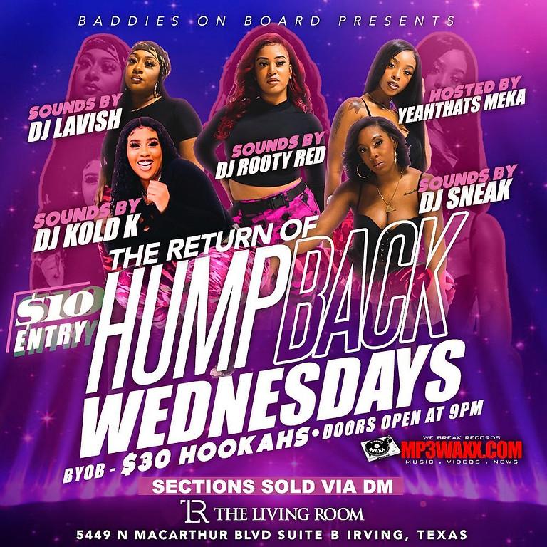 The Return Of Humpback Wednesdays
