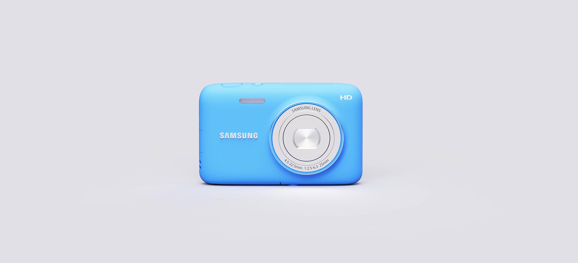 Samsung Compact Camera_designgree_001