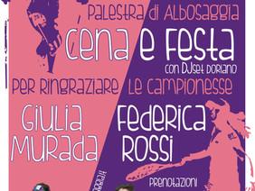 FESTA per Giulia e Federica