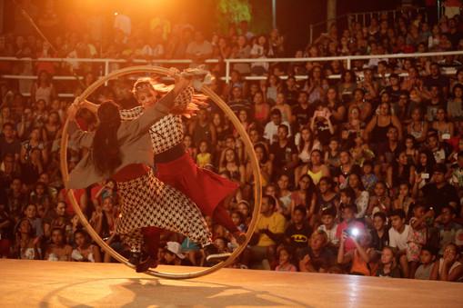 6 Festival  Internacional de Circo do Ceará, foto de Marina Cavalcante