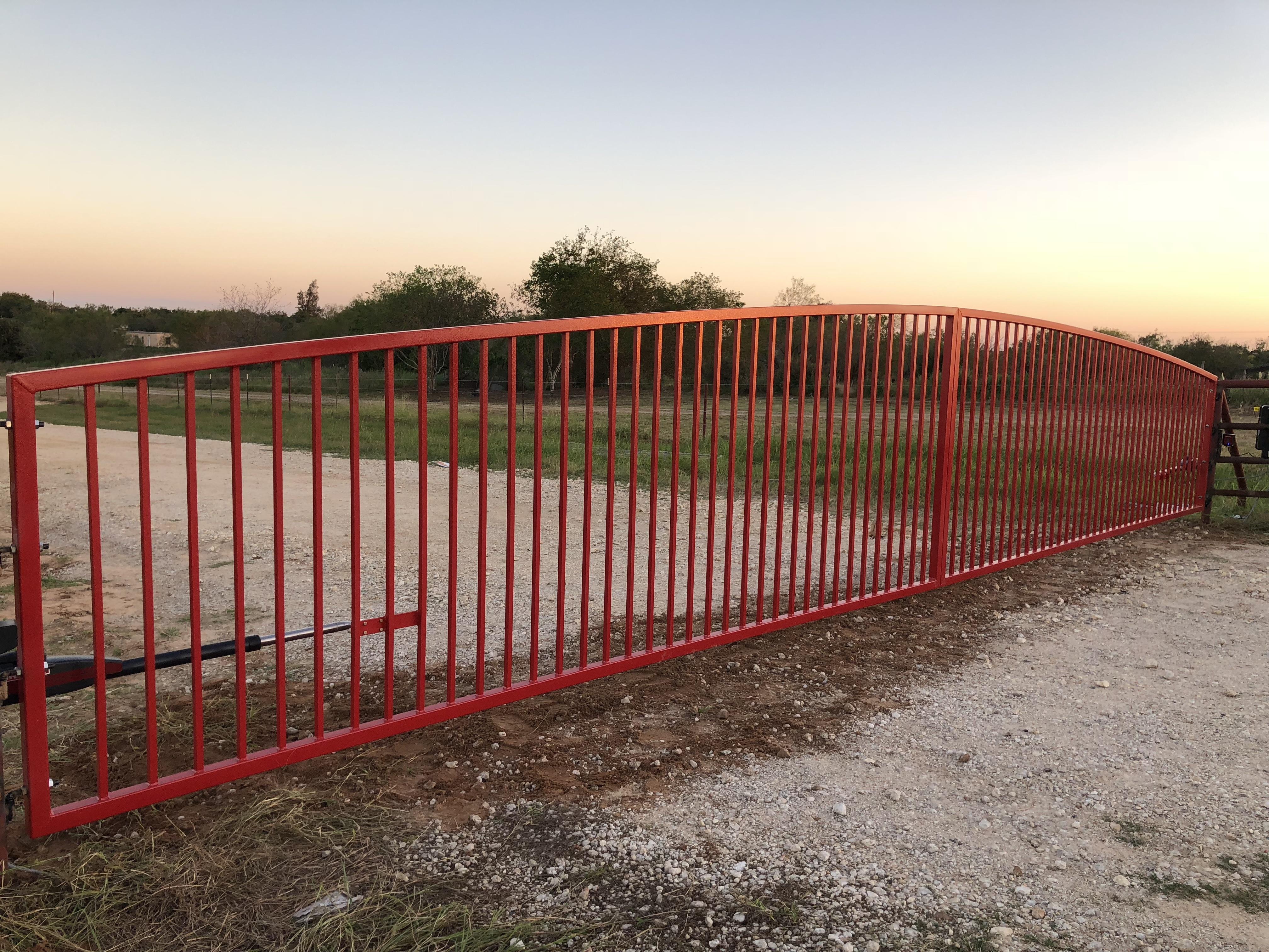 32' Single Arch Gate