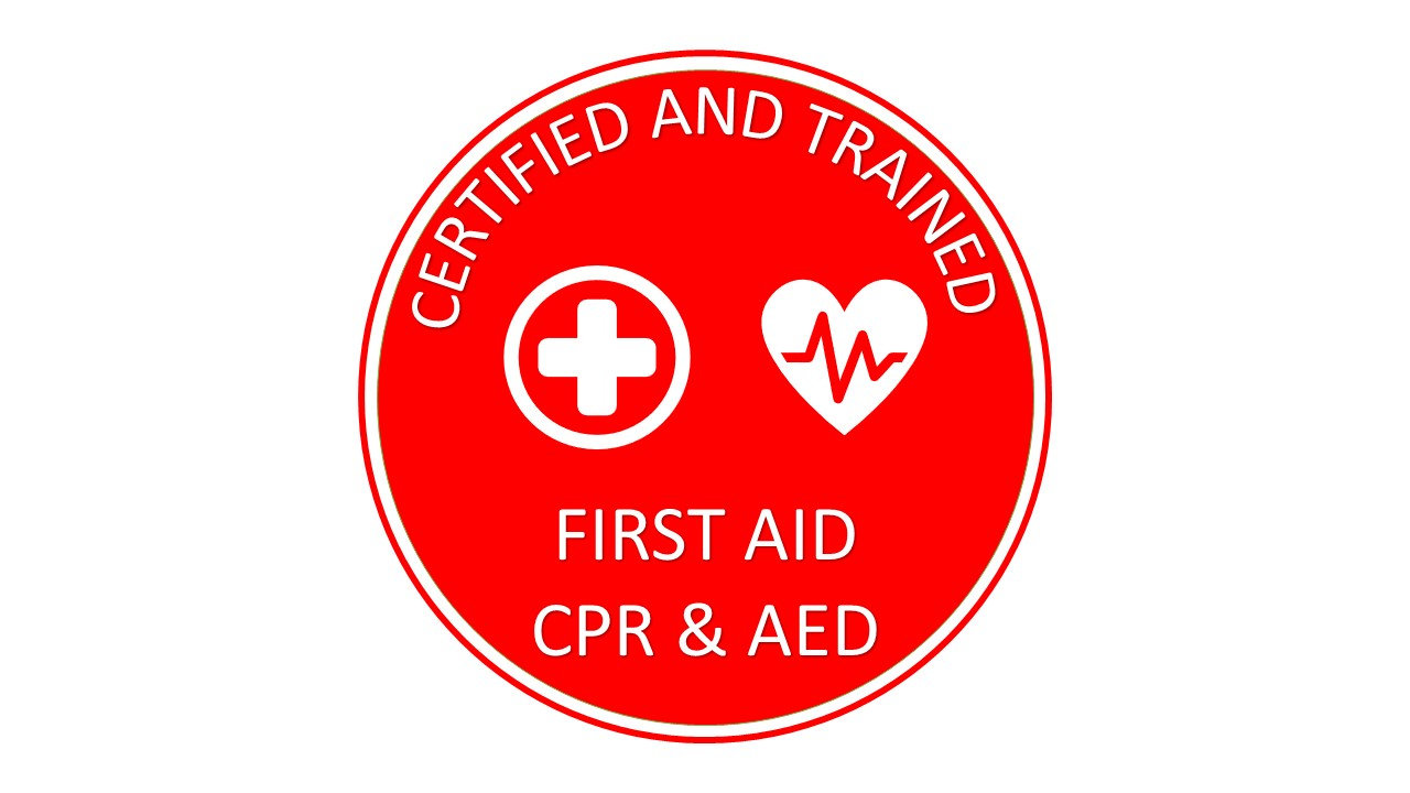 FIRST AID | CPR | AED Enhanced Class-1