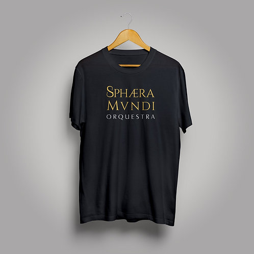 Camiseta básica - Sphaera Mundi Orquestra