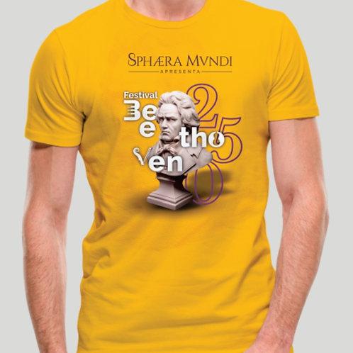 Camiseta básica - Festival Beethoven 250 Sphaera Mundi