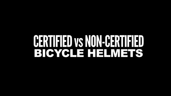 Learn the difference between Certified and Non-Certified Helmets