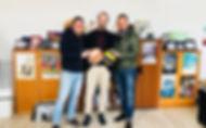 Presentazione ASG2K18. Andrea Vannucci, Paoletti Tommaso, Romoli Tommaso