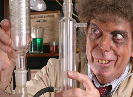 Recollections Of A Mad Scientist