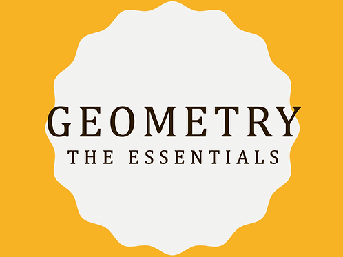 Geometry Package (3 modules)
