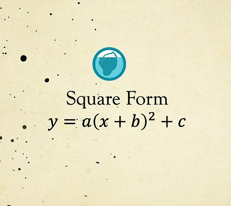 Square Form