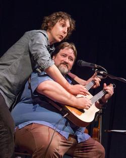 Nigel D'Eon and Manitoba Hal