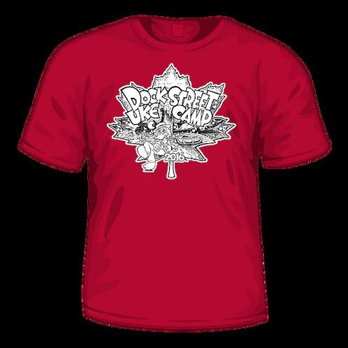 2016 Camp Tshirt