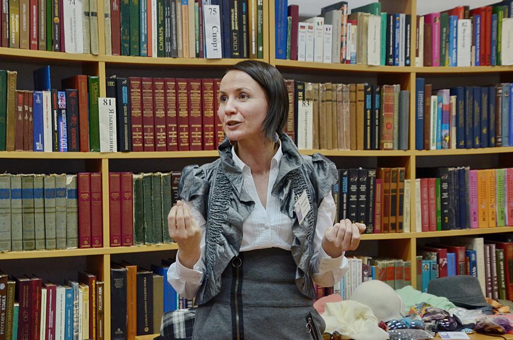 Елена Мусихина