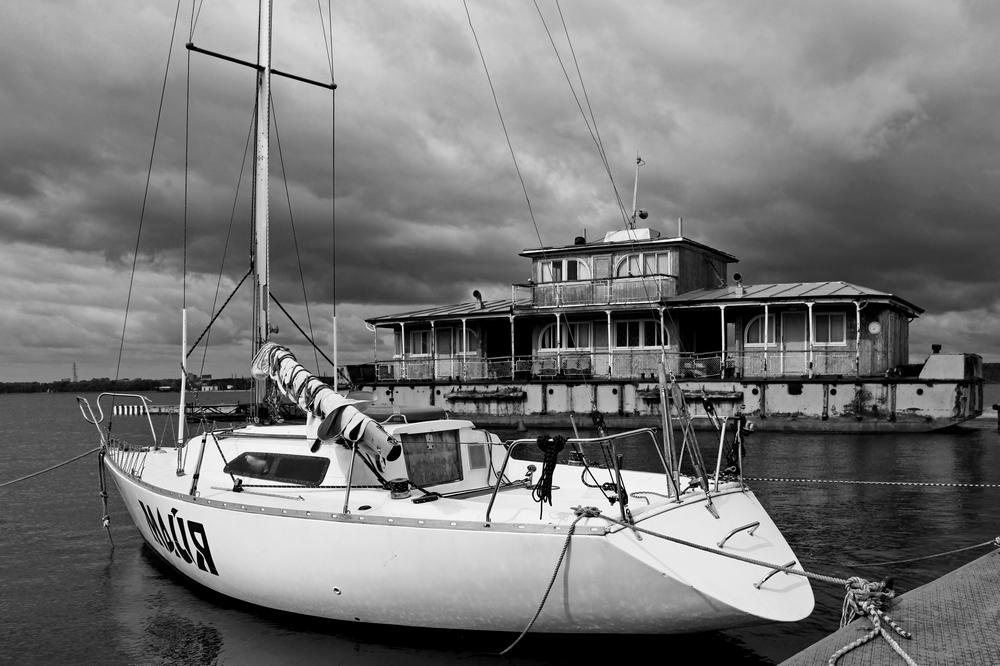 Бухта моряков