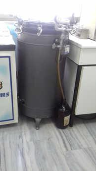ΑΥΤΟΚΑΥΣΤΟ - 100 LITER 2 x 2KW ( 2 αντιστάσεις ) , Βαλβίδα ασφαλείας  , Ρυθμιστής πίεσης