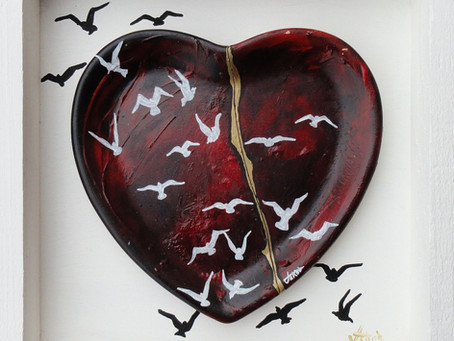 Sometimes a heart is there to break