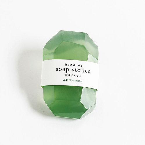 Soapstone Jade/Eucalyptus 6oz - Stone