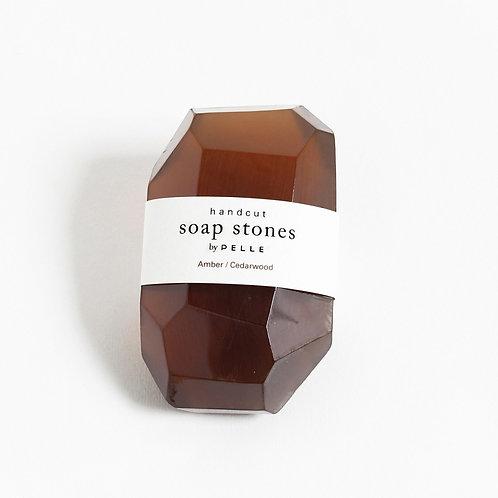 Soapstone Amber/Cedarwood 6oz - Stone