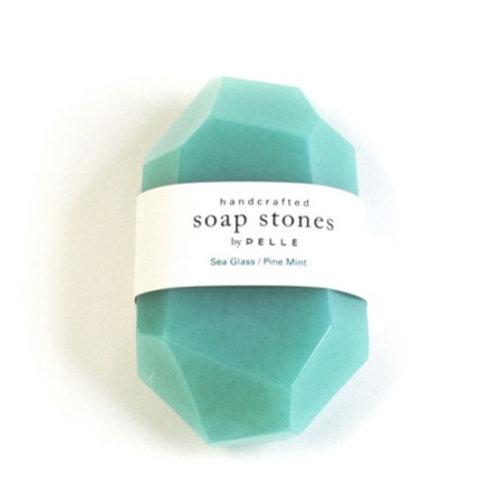 Soapstone Sea Glass/Pine Mint 6oz - Stone