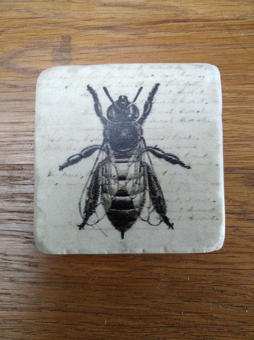 Bee Coaster Single