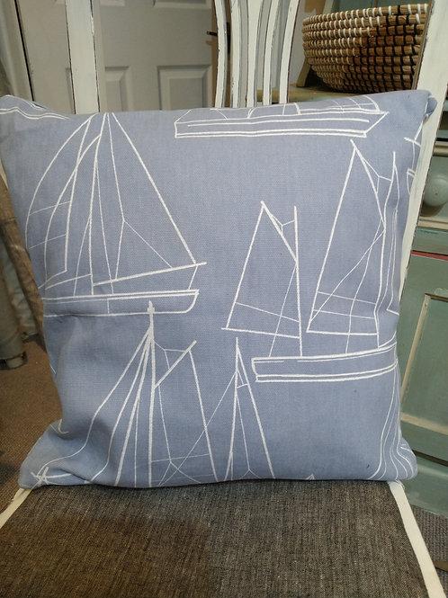 Sailing Boat cushion