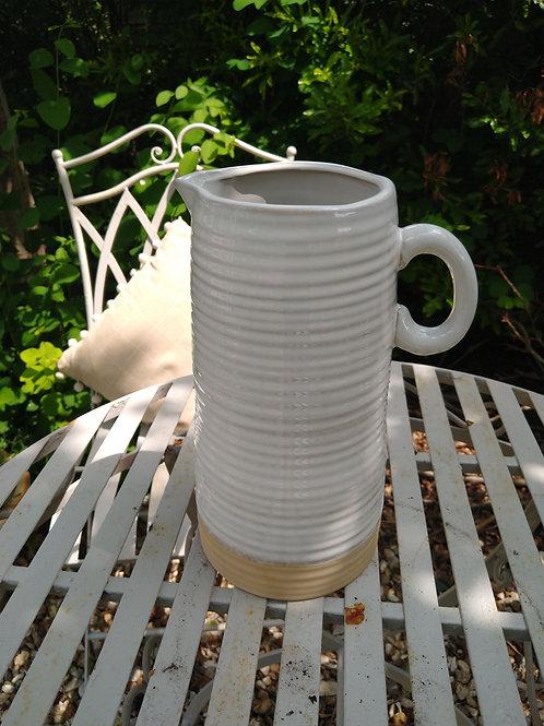 Two tone jug.