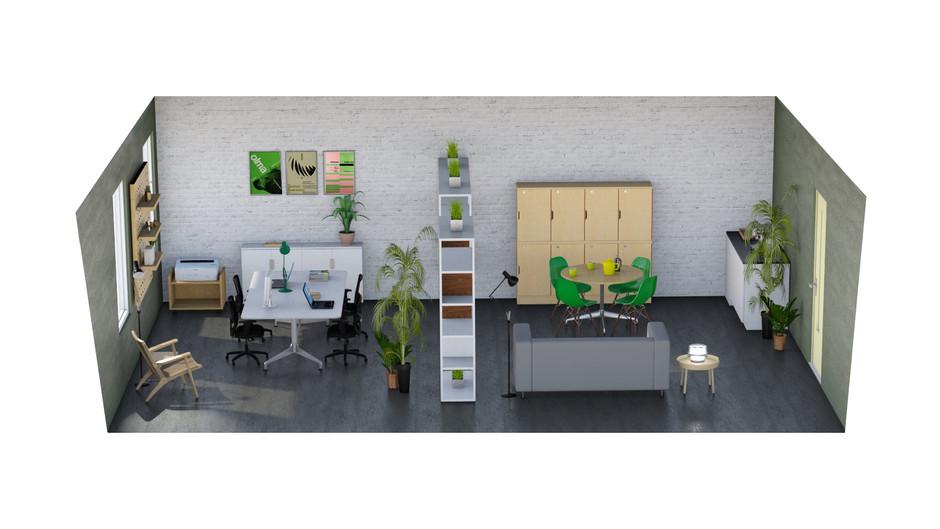3D Visuals & Floorplans