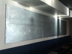 Installation of\