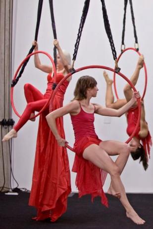 vAULT Artial Dance