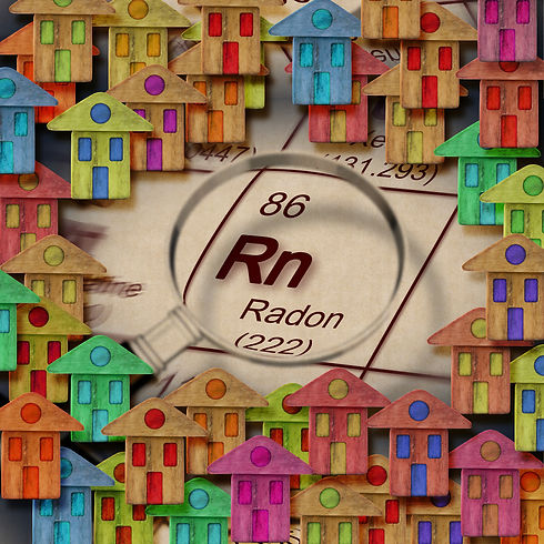 The danger of radon gas in our homes  -