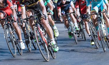 Sprint Track Cycling