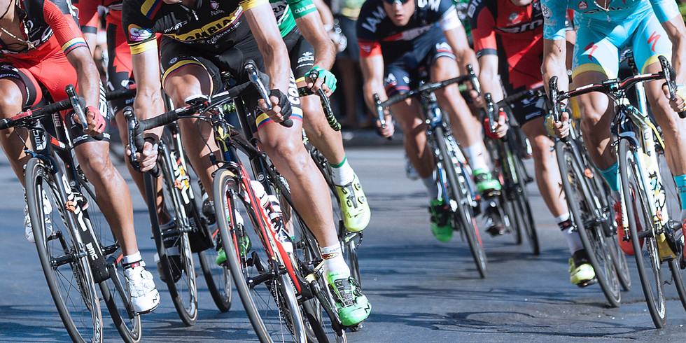 Tour of Somerville Bicycle Race - Bound Brook