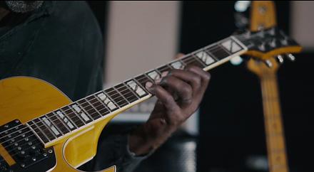 Michael Boothman Guitar Hands - SITM VID