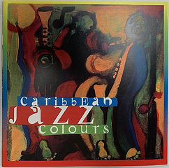 Michael Boothman_Caribbean Jazz Colours_