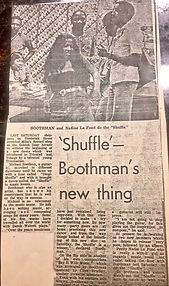 Michael Boothman_Press Clipping_Shuffle