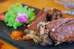 Tibetan Boiled Yak Meat