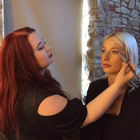 Hannah Gill Makeup Artist Machester