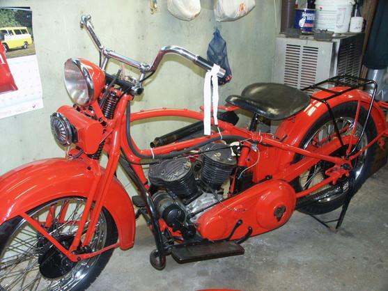 1932 Harley