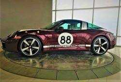 2021 Porsche Heritage Edition