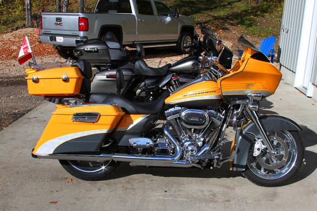 2009 Harley Motorcycle