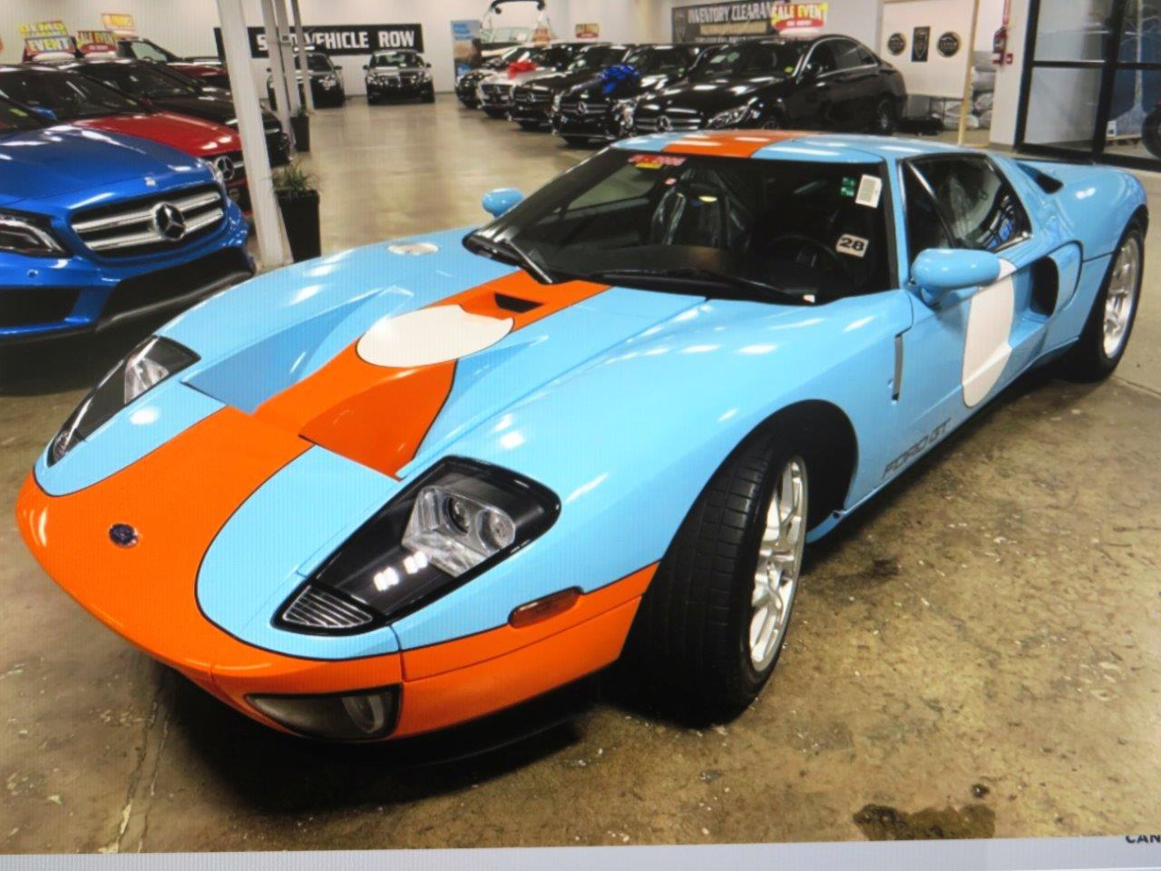 2006 FORD GT