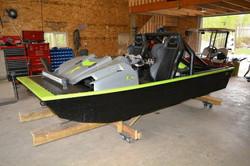 2017 U Built Jet Boat